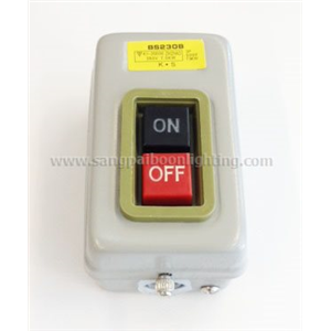 SPB - Pushbutton Switch  (002587)